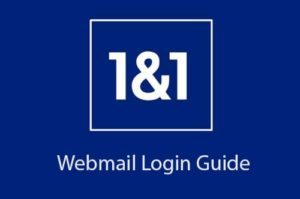 1and1 webmail login