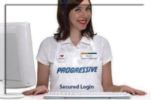 progressive login account