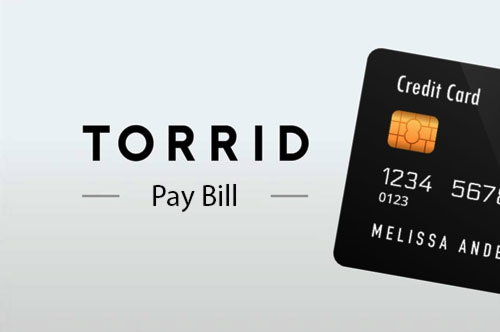 How To Pay Torrid Credit Card Payment Bill Walletknock