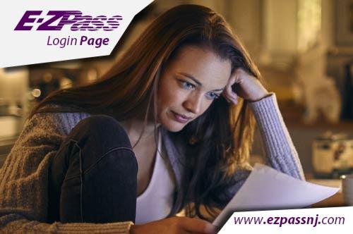 ezpassnj com login